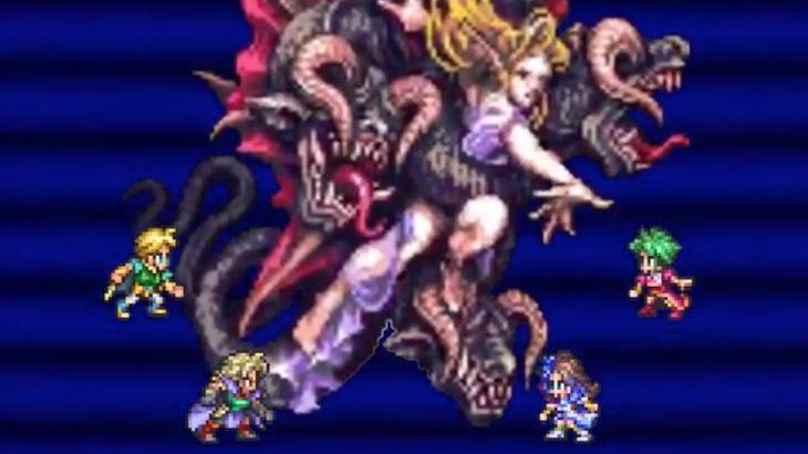 【ロマサガRS】カッコいい四魔貴族の登場待ち!七英雄終了でいよいよ次か?