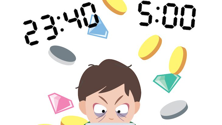 【リユニバース】寝不足の人がいっぱい?体調管理には気をつけましょう!