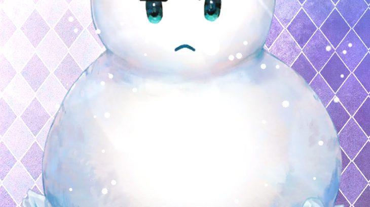 【ロマサガRS】SSゆきだるまのリーク画像?もうちょっと可愛いのがいいな!